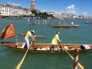 Lezioni di Voga a Venezia