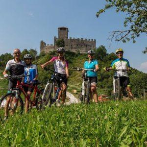 Bike tour nelle Dolomiti