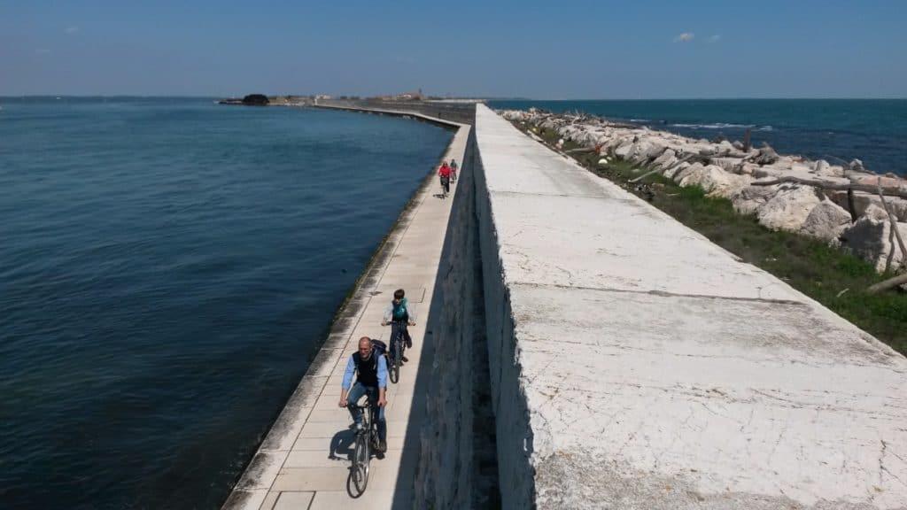 Pellestrina in bici: Tour delle Tradizioni marinare di Venezia!