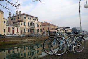 Riviera del Brenta in bici