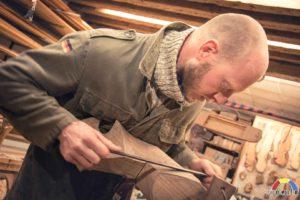Visita alla bottega artigianale del remer -VivoVenetia