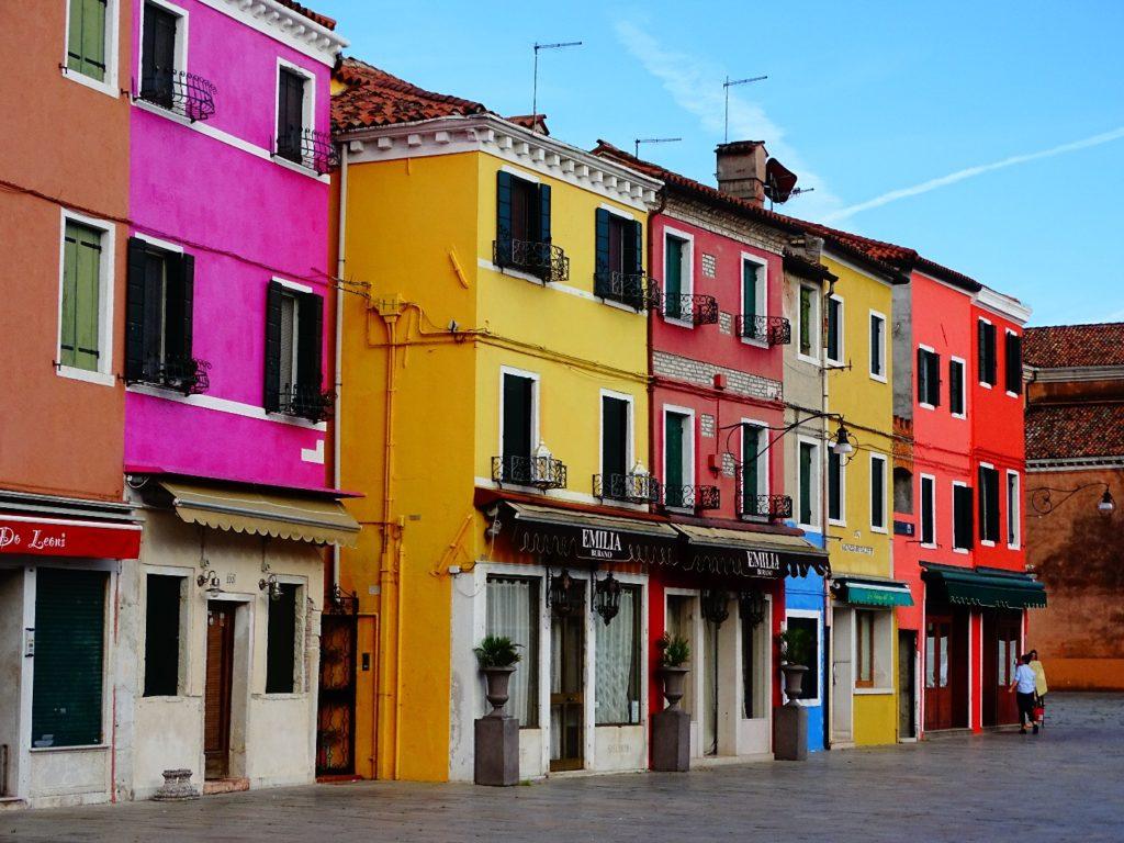Murano, Burano e Torcello