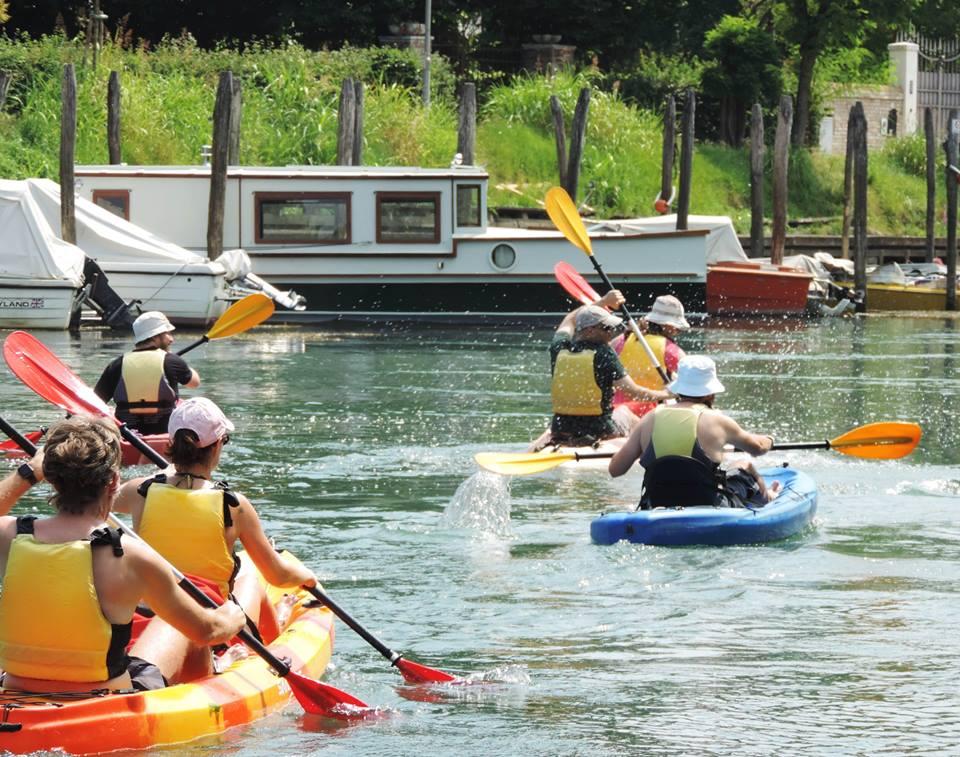 Kayak sul Sile: escursioni per tutti e percorsi in bici!