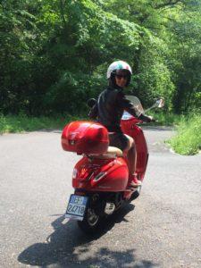 Tour in Vespa in Veneto