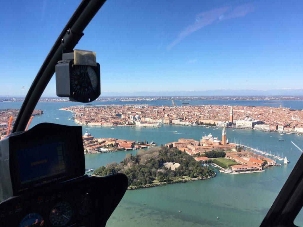 Venezia in elicottero - Preparati a un tour memorabile