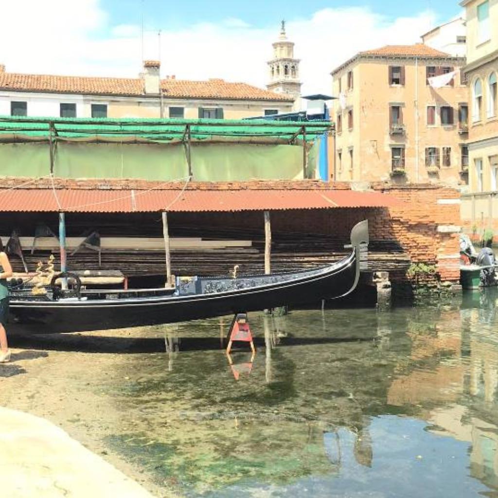 Lo squero: visita ad un luogo tipicamente veneziano