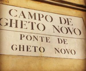 Ghetto Ebraico a Venezia