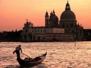 Venezia, Tour al Tramonto
