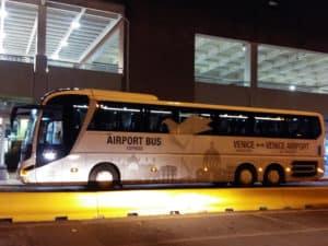 Aeroporto Marco Polo, bus diretto per Venezia