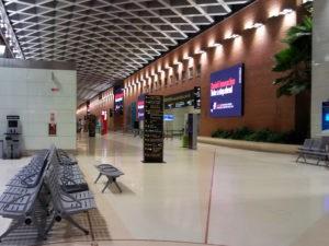 Aeroporto Venezia Marco Polo, primo piano