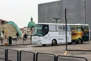 Treviso Airport Bus Express di ATVO da Venezia Piazzale Roma