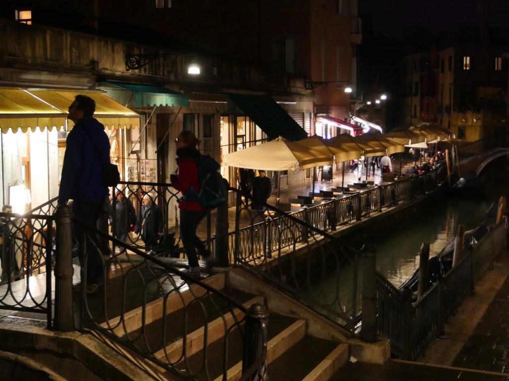 tour notturno Venezia misteriosa