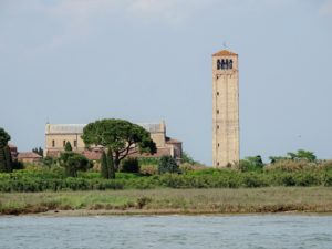 Isola di Torcello da Altino: Navigazione in Laguna Nord