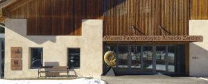 museo paleonotologico cortina d'ampezzo