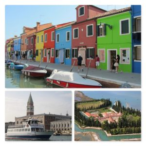 crociera in barca per pasqua a venezia