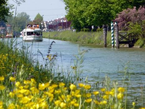 Cosa fare a Padova - tour fluviale