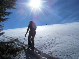 gite intorno a Belluno monte Pizzoc