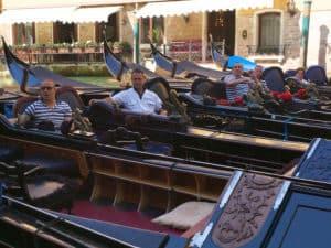 Gondoliere. Venezia