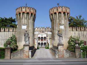 Posti da visitare in Veneto - Castello di Roncade
