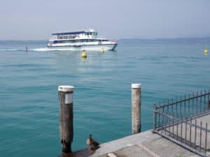 Tour in barca sul lago di Garda!