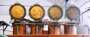 Colli Berici itinerari - distilleria