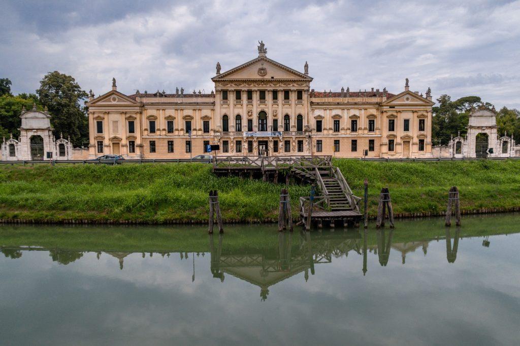 Paesaggi veneti - Villa Pisani a Stra