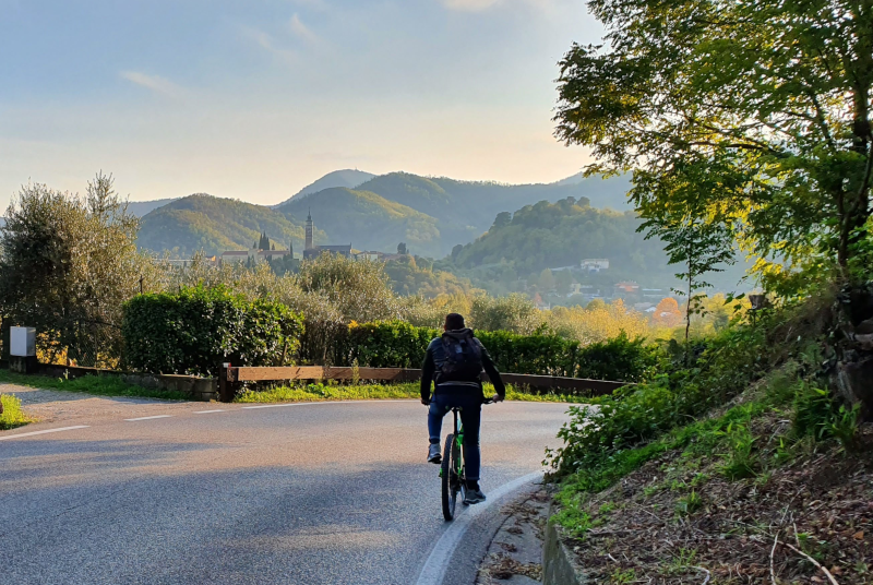 Colli Euganei in bicicletta