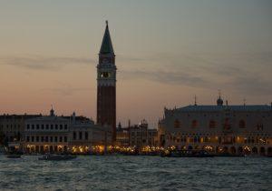 Palazzo Ducale di sera