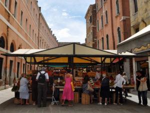 Mercato Rialto. Venezia