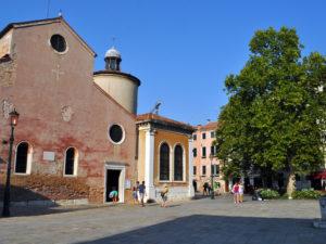 Venezia in un giorno. Campo San Giacomo dell`Orio