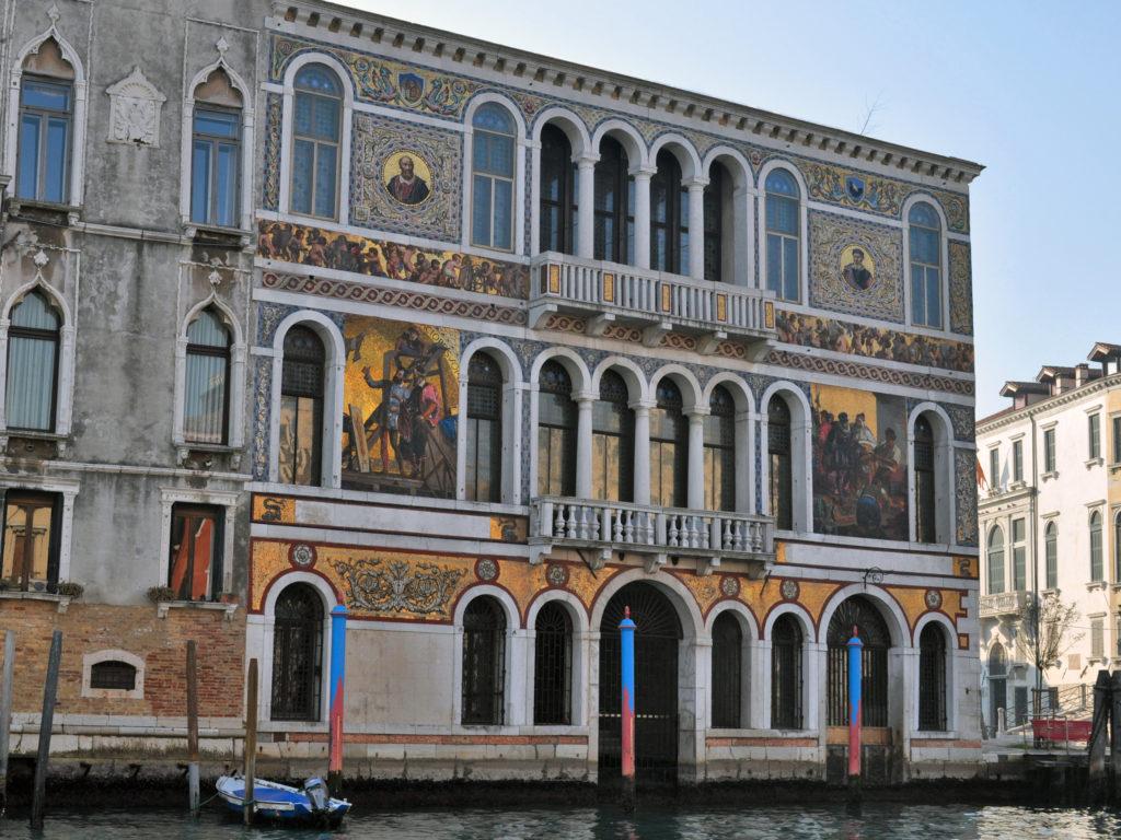 Vedere Venezia in un giorno. Grand Canale