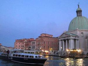 Venezia in un giorno. Chiesa San Simeon Piccolo