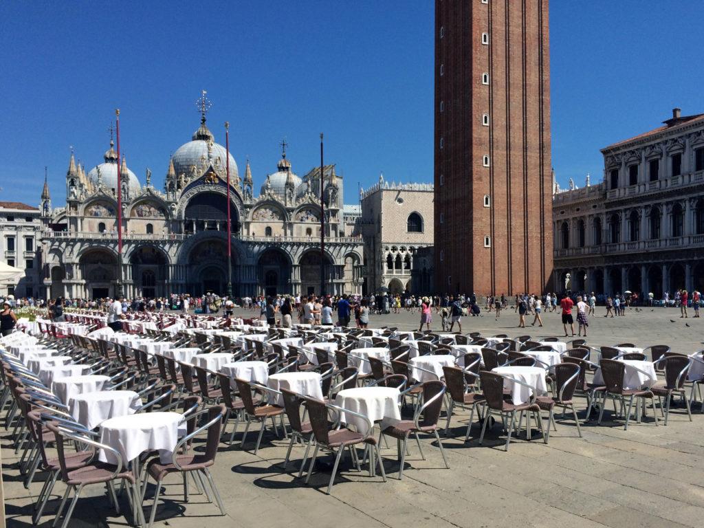 Venezia in un giorno. Piazza San Marco