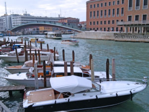 trasporti Venezia. Taxi