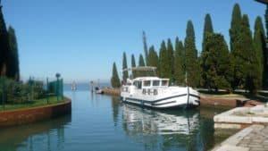 houseboat venezia