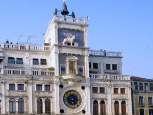 Musei a Venezia. Torre dell`Orologio