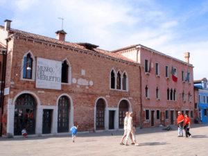 Venezia. Museo del Merletto a Burano