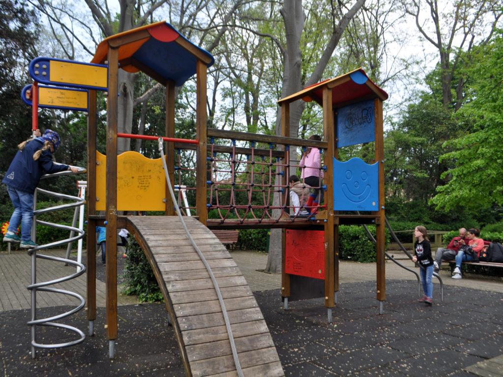 Venezia per bambini. Parco giochi