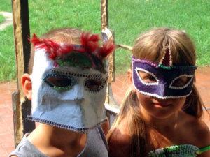 Insolita Venezia per bambini. Corsi, laboratori