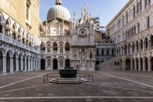 Venise palais des doges interieur
