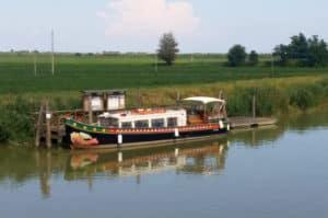Bragozzo - Tipica barca veneziana