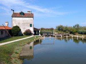 Dove pescare in laguna Veneta. Valle da pesca