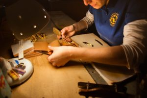 Bottega orafa: artigiani di Venezia