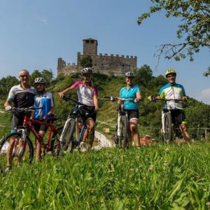 Bike tour nelle Dolomiti