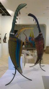 Le opere dei maestri del vetro di Murano: il Tiroboson