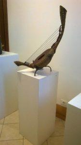 Collezione d'arte del maestro Salvadore: Spingarpa