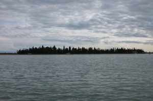 Isola di San Francesco del Deserto, laguna di Venezia