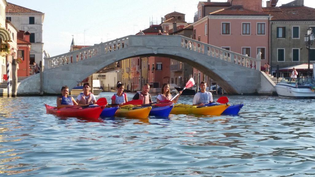 Tour in Kayak a Chioggia! - VivoVenetia