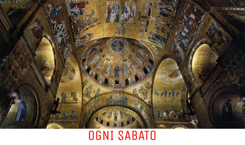 Basilica di San Marco visita guidata in italiano