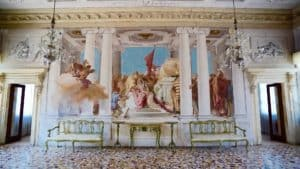 Palazzo Villa Valamarana ai nani